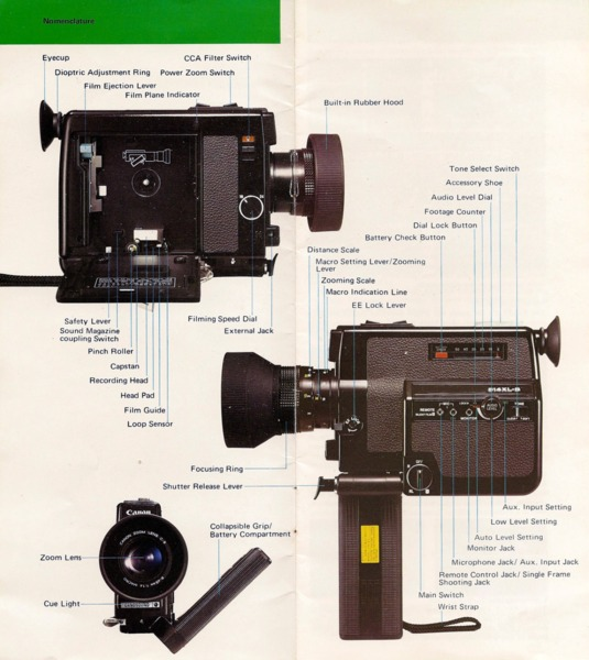 Canon 514XL-S Diagram