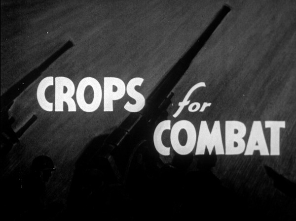 Crops For Combat