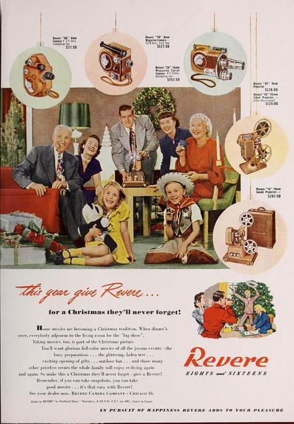 Movie Makers - Dec. 1948