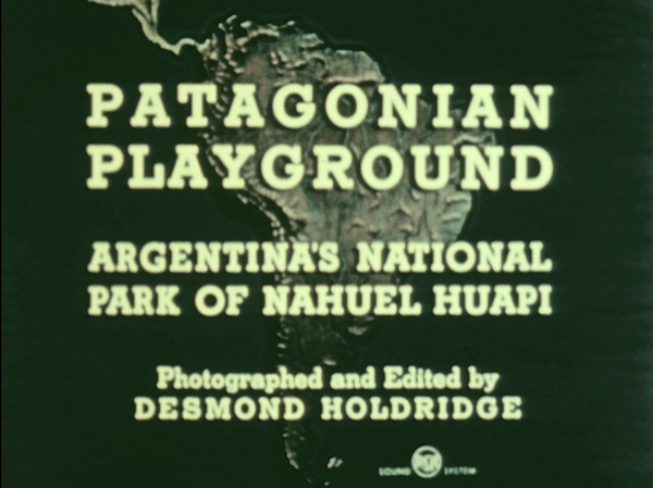 Patagonian Playground