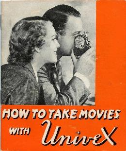 "UniveX Cine ""8"" Owner's Manual"