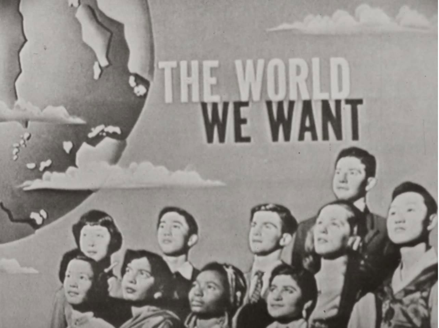 World We Want title card