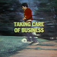 Taking Care of Business (The Responsible Self)