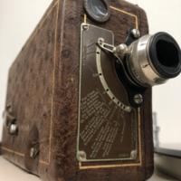 Ciné-Kodak Model B Motor Audio
