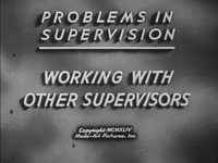 Working With Other Supervisors