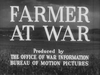 Farmer At War
