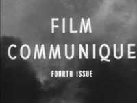 Film Communique: Fourth Issue
