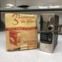 Moviematic Motion Picture Camera