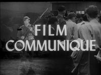 Film Communique [Second Issue]
