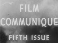 Film Communique: Fifth Issue