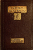 Amateur Movie Making Cover 1928