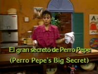 El gran secreto de Perro Pepe