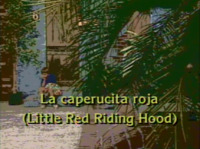 La caperucita roja