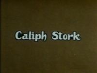 Caliph Stork (Iraq)