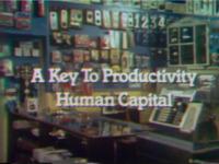 A Key To Productivity: Human Capital