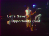 Let's Save: Opportunity Cost