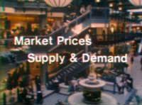 Market Prices: Supply and Demand