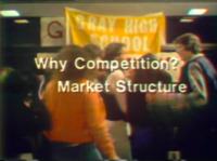 Why Competition?: Market Structure