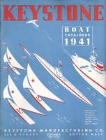 1941 Keystone Boat Catalogue