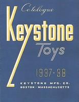 Keystone Toys Catalogue 1937-1938