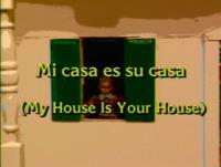Mi casa es su casa