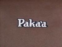 Paka'a (Hawaii)