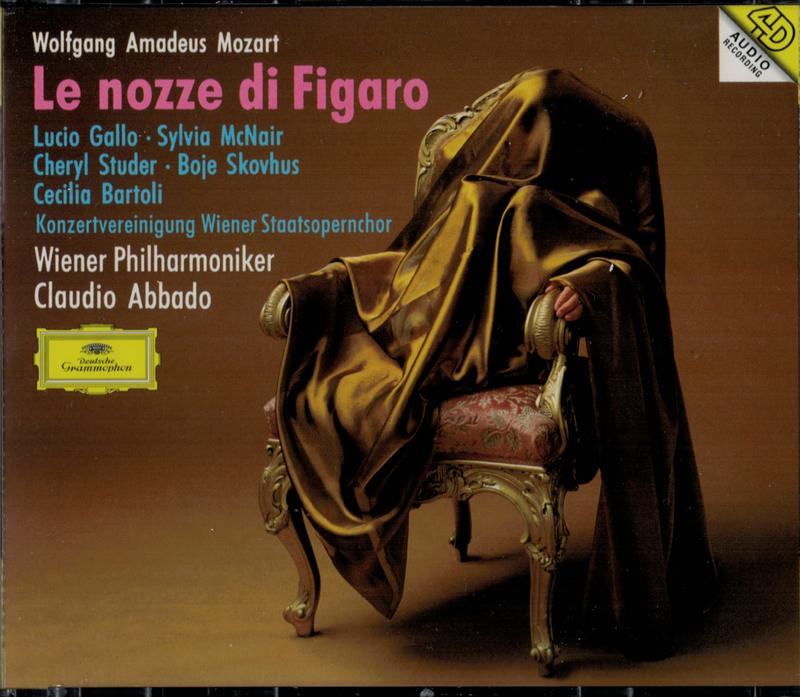 Wiener Philharmoniker<br /> [Vienna Philharmonic]<br /> Claudio Abbado