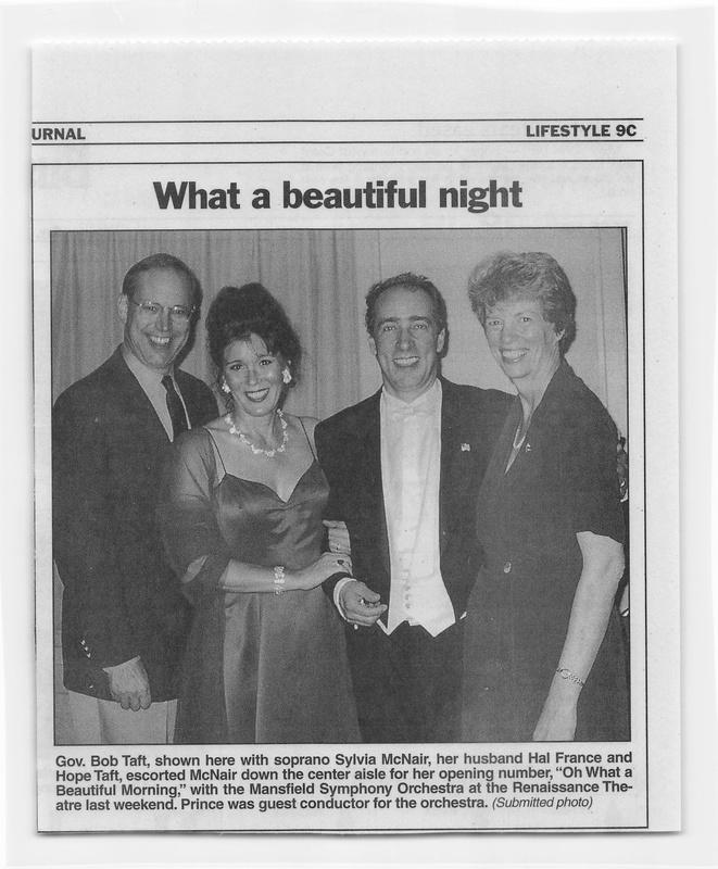 1999 Ohio Governor's Award