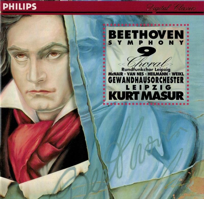 Gewandhausorchester Leipzig<br /> Kurt Masur