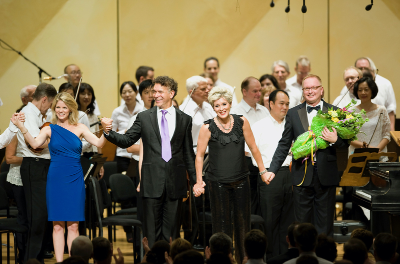 Celebrating 75 Summers of the<br /> Chicago Symphony Orchestra<br /> <br /> The Great Gershwin<br /> Gala Benefit Evening