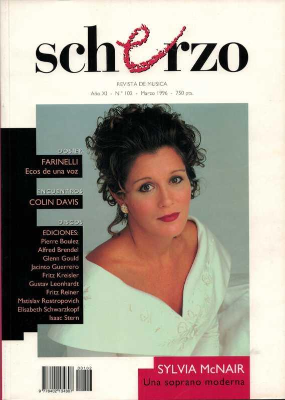 """""""Sylvia McNair, Una Soprano Moderna"""""""
