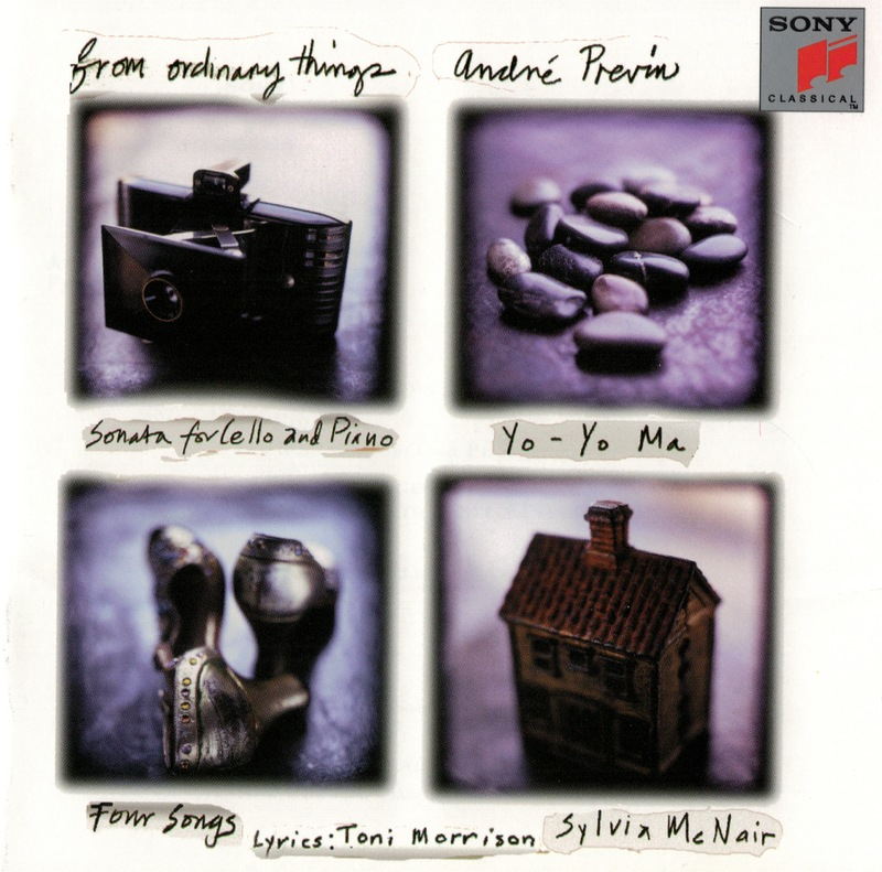 Previn: From Ordinary Things