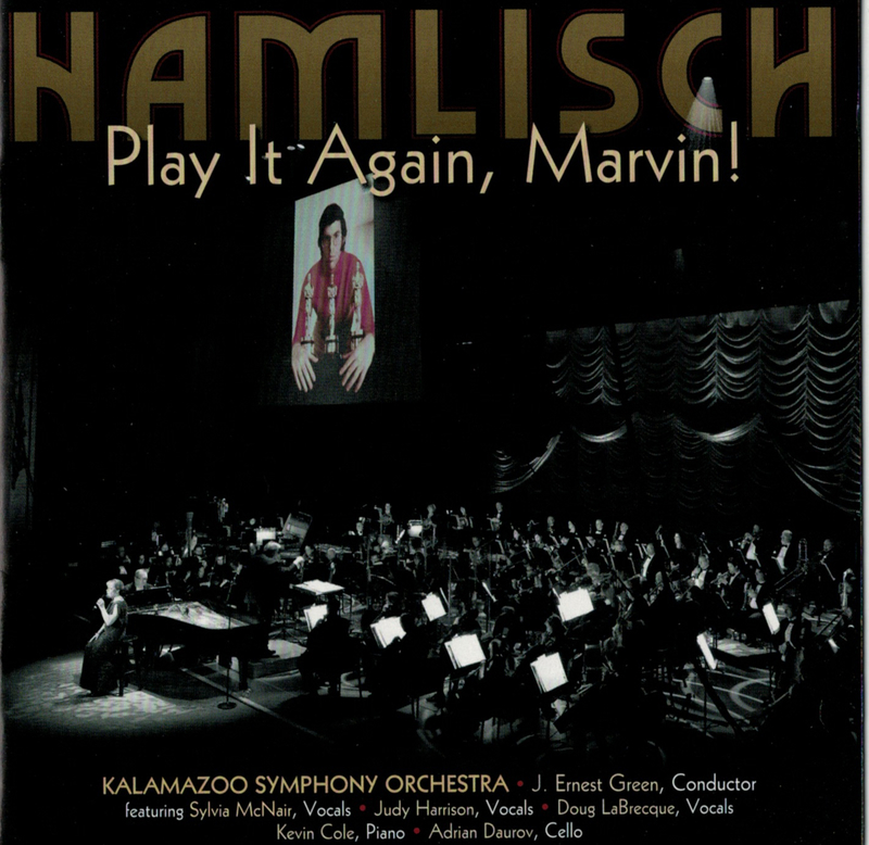 Hamlisch: Play It Again, Marvin!