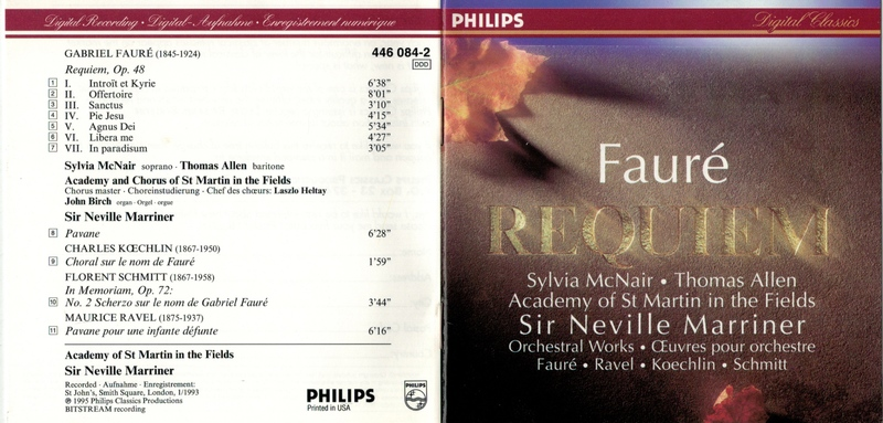 Academy of St. Martin in the Fields<br /> Sir Neville Marriner