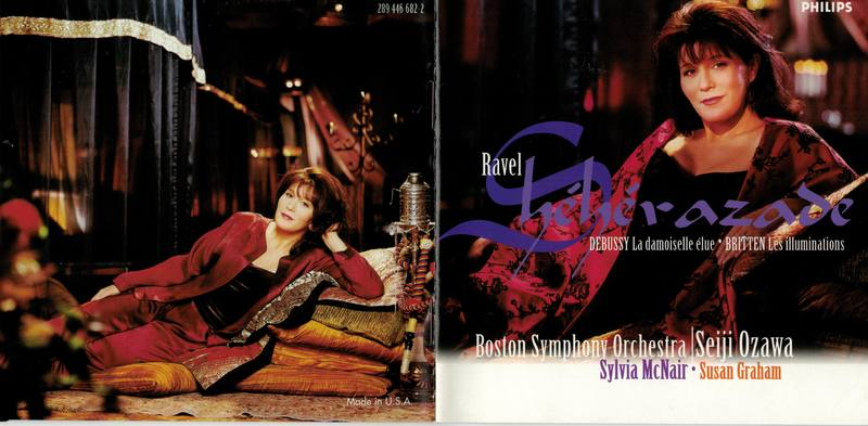 Boston Symphony Orchestra<br /> Seiji Ozawa