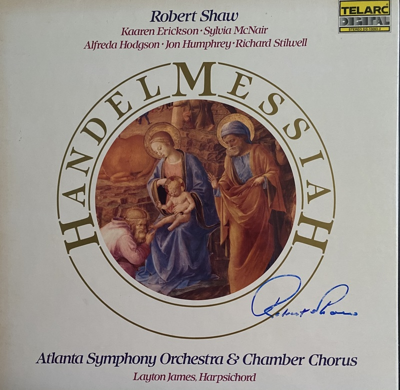 Robert Shaw<br /> Atlanta Symphony Orchestra and Chorus