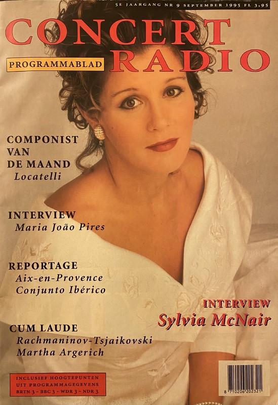 """Sylvia McNair: Binnenkort achter tralies?""<br /> <br /> By Ronald Vermeulen"