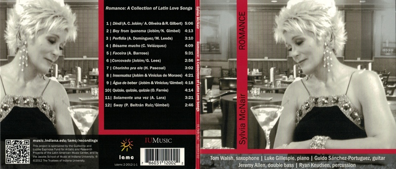 Romance: A Collection of Latin Love Songs