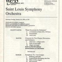 Saint Louis Sym Orch Kennedy Center Mahler Sym No 4 Jan 20 1990 p.2.jpg