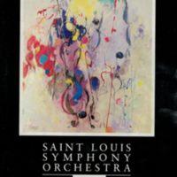 Saint Louis Sym Orch Mahler Sym No. 4 Jan 12-14 1990 p.1.jpg