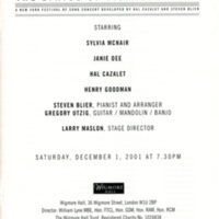 NY Festival of Song Benefit Wigmore Hall Dec 1 2001 p.2.jpg