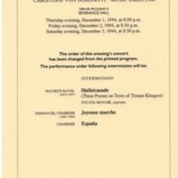 Cleveland Orchestra Severance Hall Dec 1-3 1994 p3.jpg