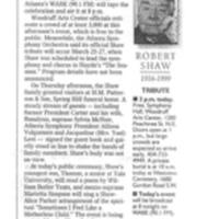 R. Shaw article Atlanta Constitution Jan 29 1999 p.1.jpg