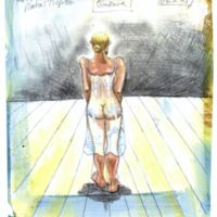 Salzburg _Rake's Progress_ 1994 costume renderings by Jorg Immendorff p.2.jpg