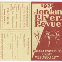 The Jordan River Revue Program
