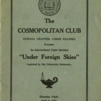 Cosmopolitan Club_Under Foreign Skies.jpg