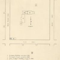 Site Plan of Seminary Square campus