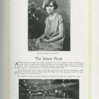 Junior Prom 1925