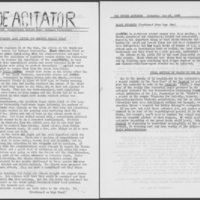 Inside Agitator No. 15