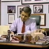 """Lugar for Senate 1982 Campaign Spot - """"Senate"""""""